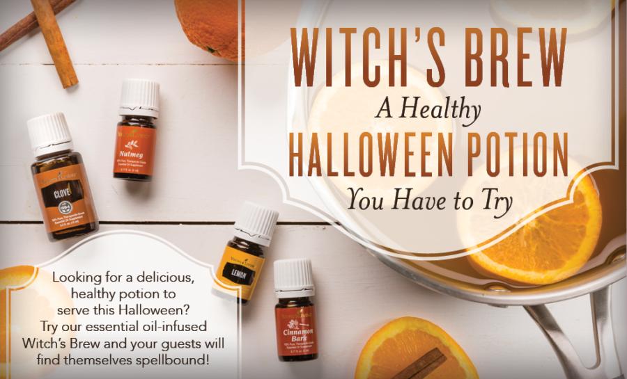 Healthy Halloween Potion;