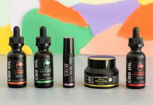 Young Living CBD products