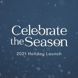 2021 Holiday Launch Products