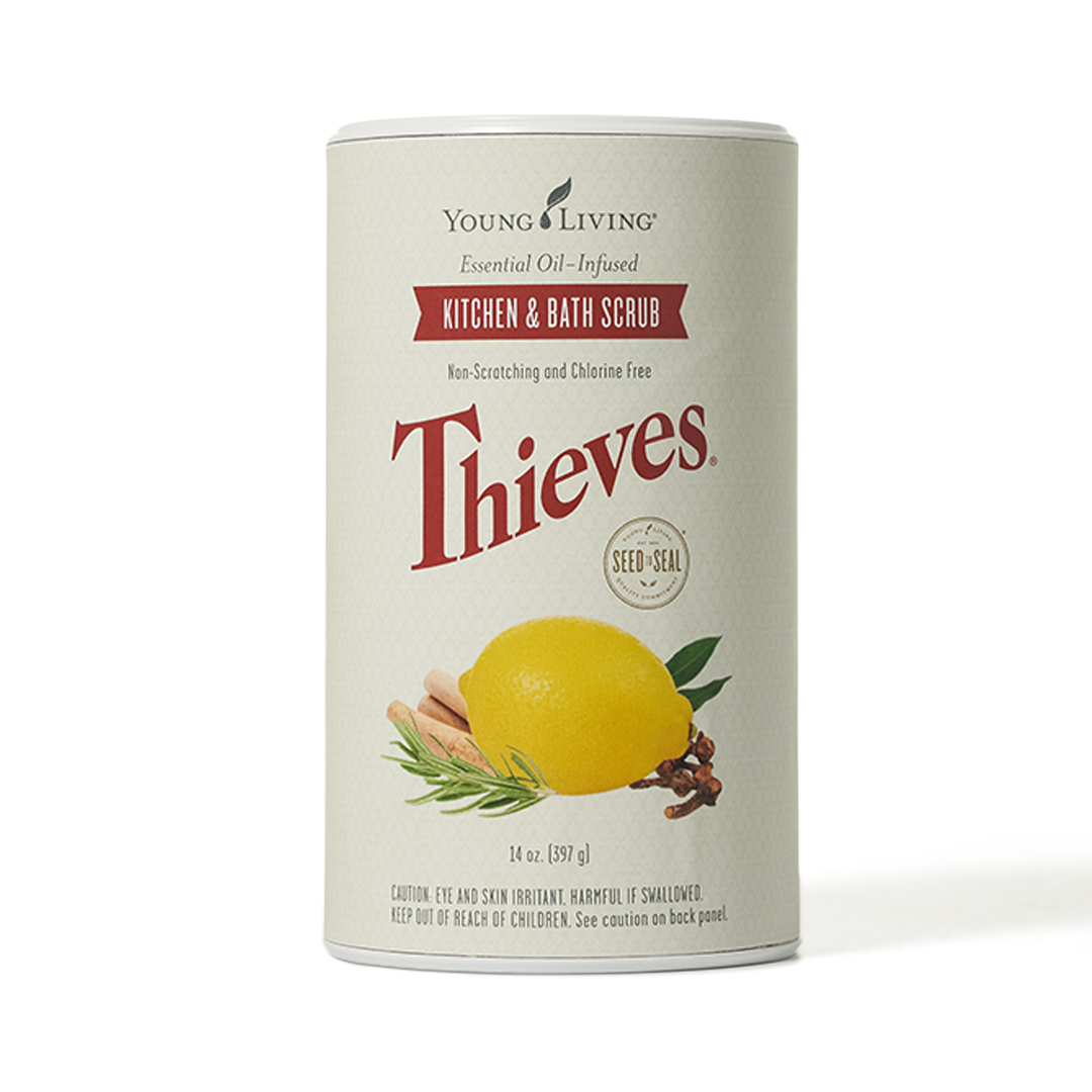 Thieves Kitchen and Bath Scrub