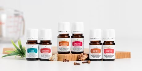 Vitality Oils & Healthy Kitchen Products