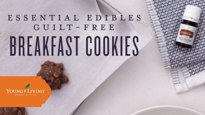 Guilt-Free Breakfast Cookies;
