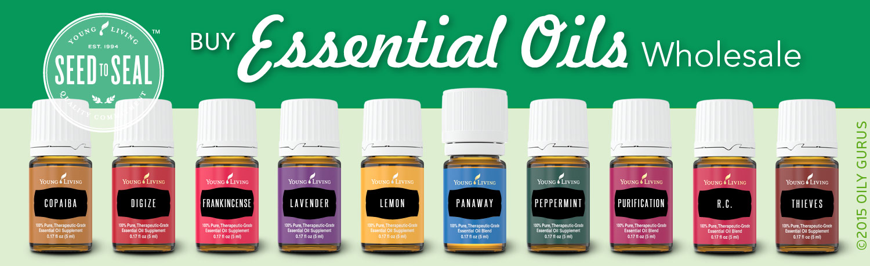 Buy Essential Oils Wholesale