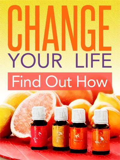 Learn how to change your life with essential oils!