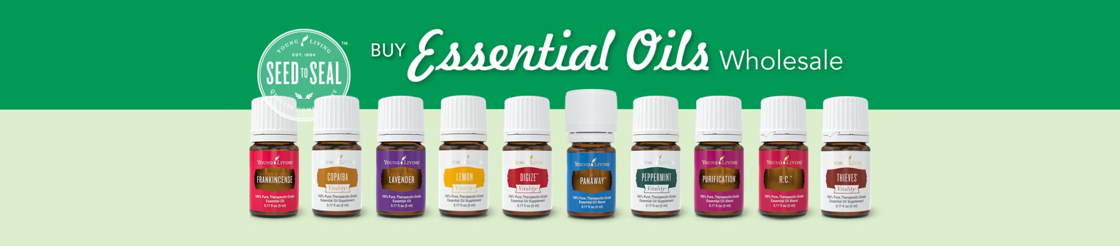 Purchase Essential Oils