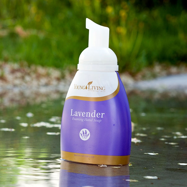 Young Living Lavender Hand Soap