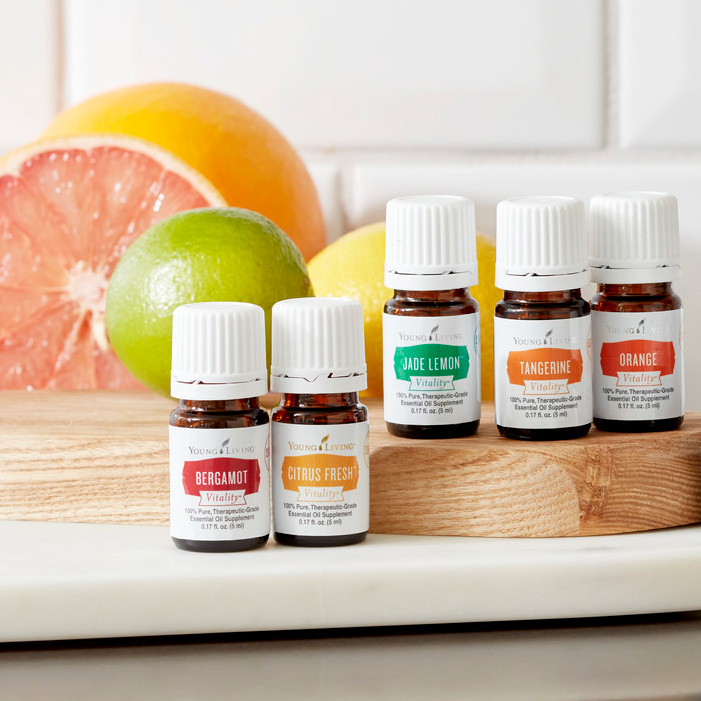 Young Living Singles and Blends