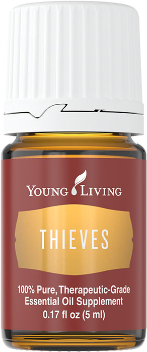 Young Living Thieves Essential Oil Blend